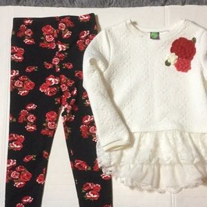 Girls outfit Sz 5